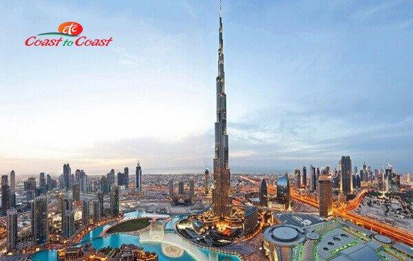 Burj Khalifa - At The Top 124th Floor