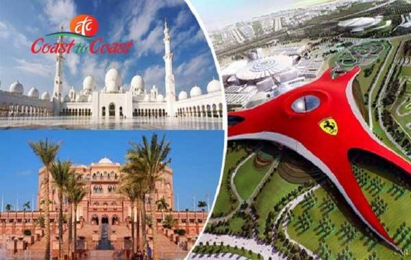 Abu Dhabi City Tour + Ferrari World