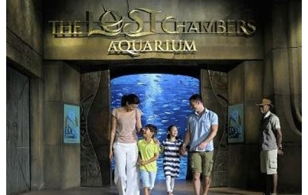 Lost Chambers – Atlantis The Palm