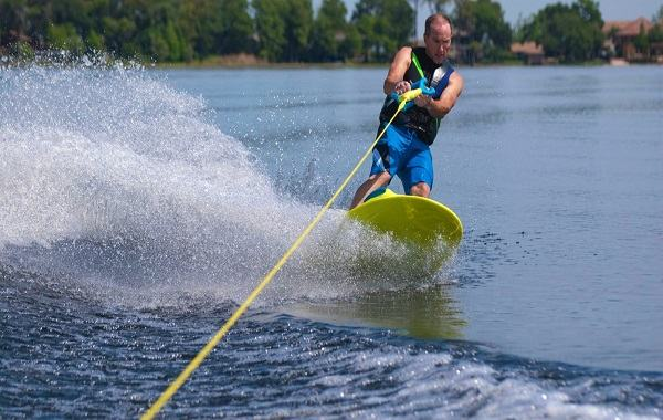 Water Ski/Zup Boarding