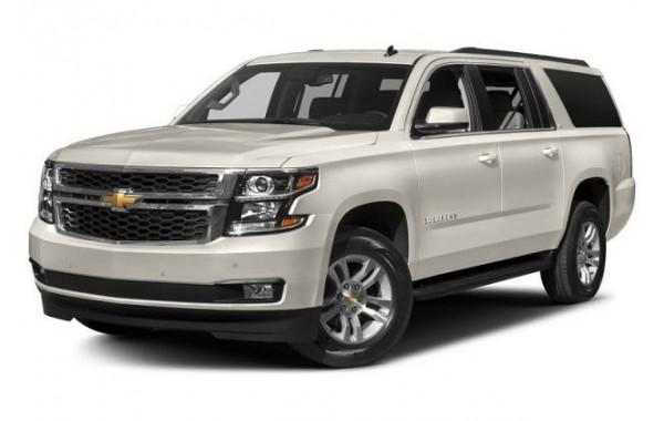 Chevrolet suburban 07 Pax