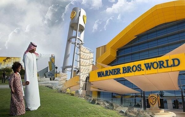 Warner Bros World - Abu Dhabi