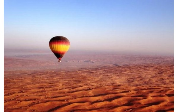 Overnight Safari With Hot Air Balloon