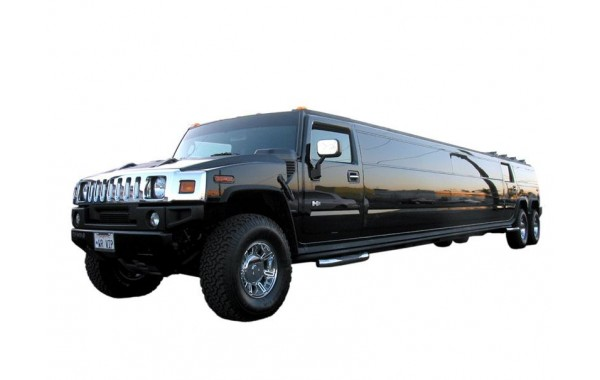Hummer H2 Double Axle-Strech Limo