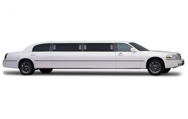 Lincoln Town Car Stretch Limo (08 Pax)