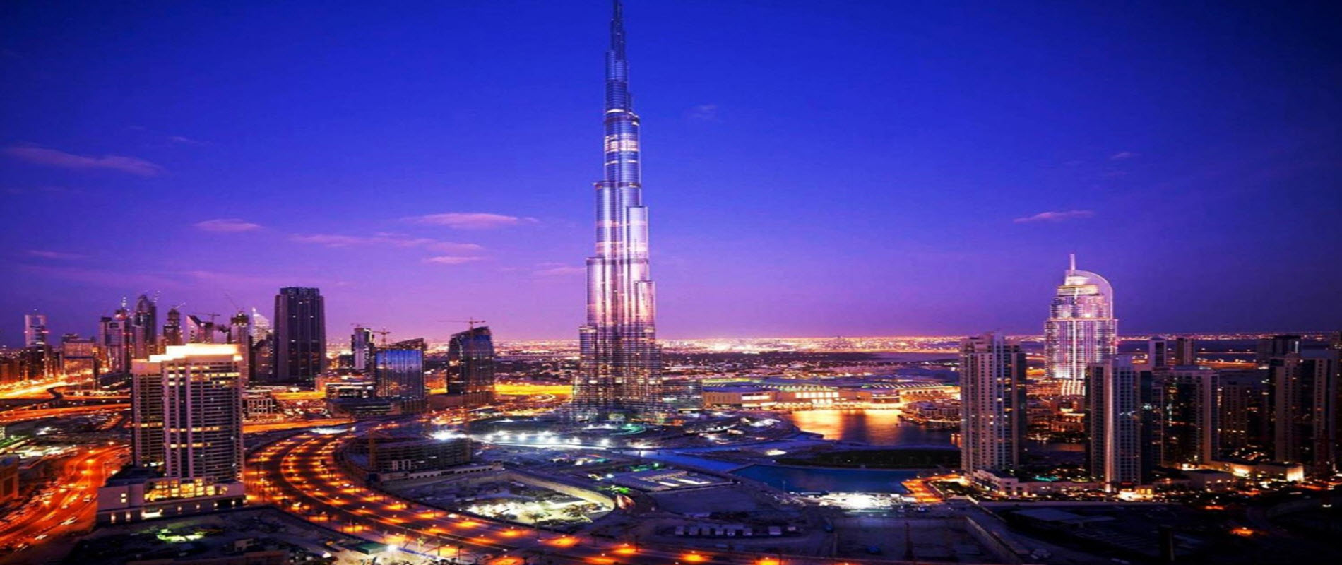 Burj Khalifa - At The Top - 124 Floor