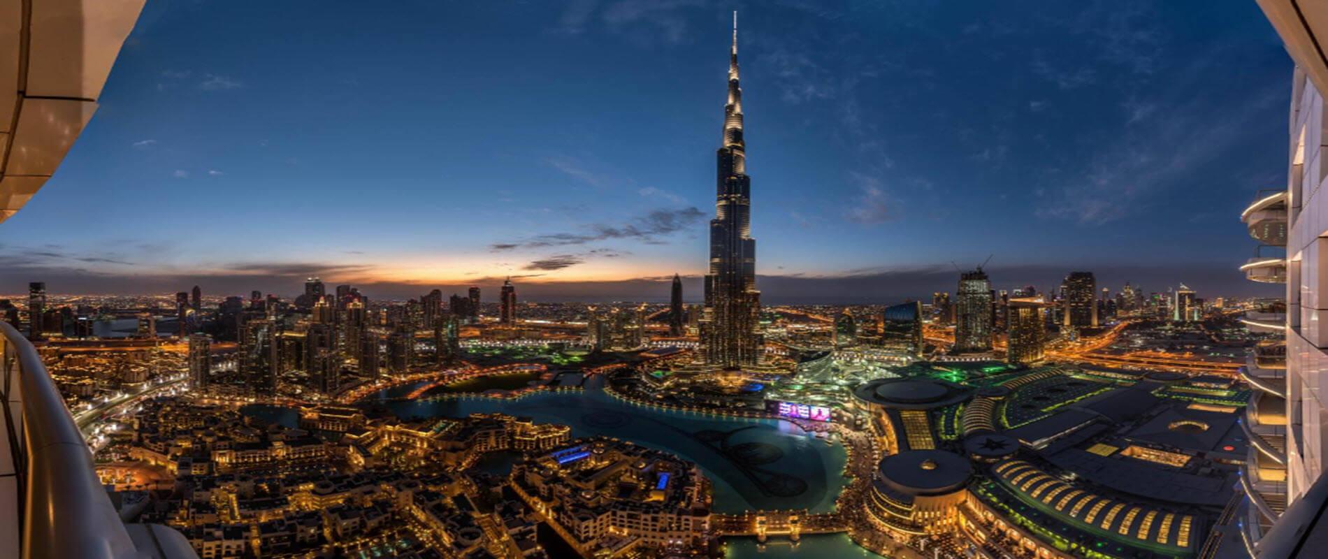 Burj Khalifa 124 Floor Boardwalk Combo Tickets