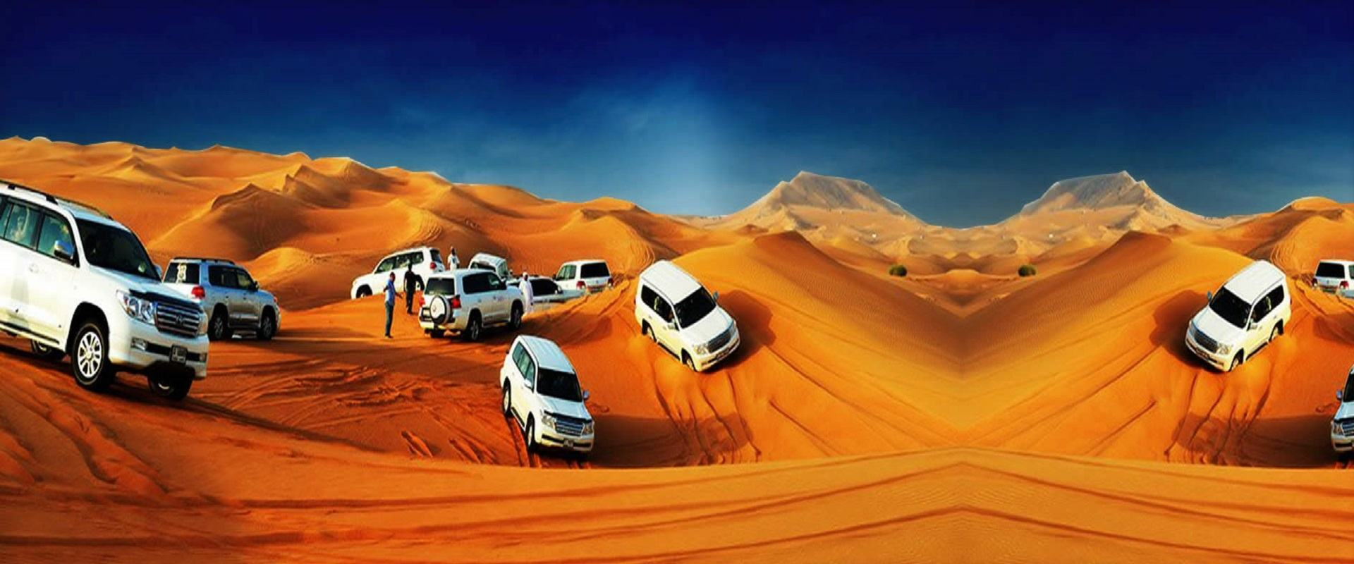 Arabian Desert Safari