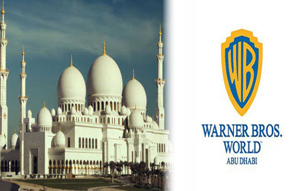 Abu Dhabi Tour + Warner Bros