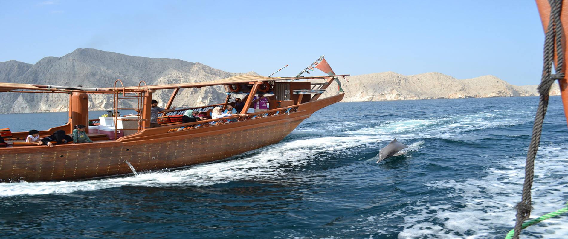 Musundam Dibba Cruise