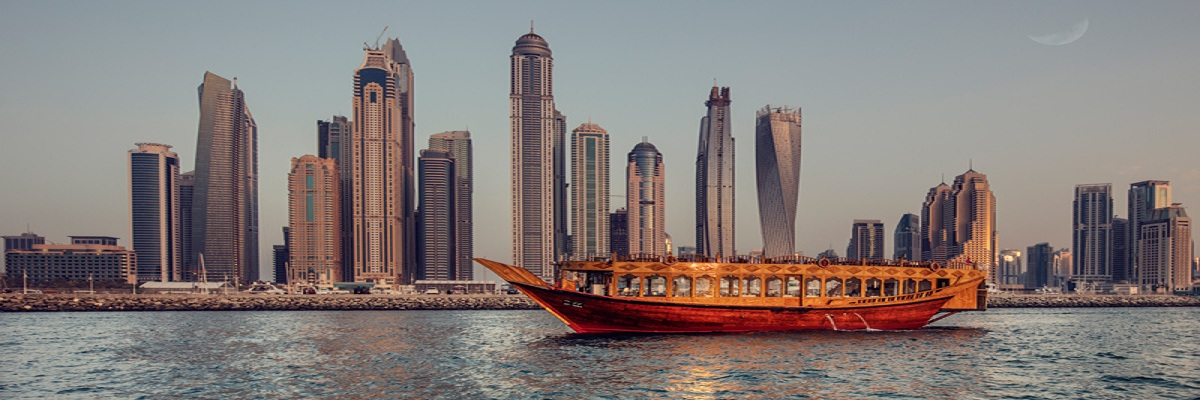 Abu Dhabi City Tour and Dhow Cruise Marina