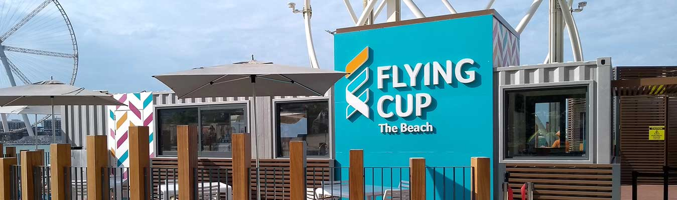 Flying Cup Dubai