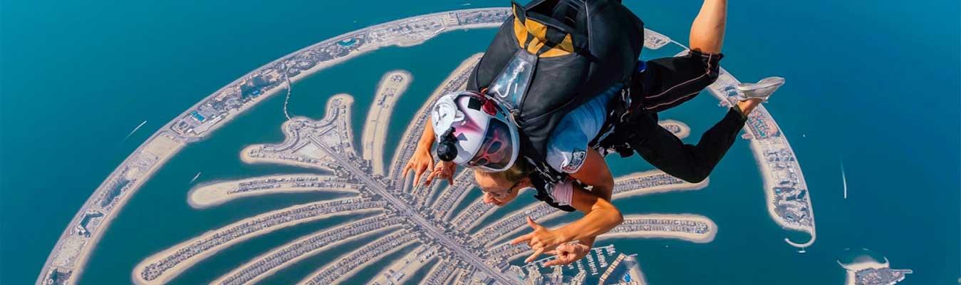 Skydive Dubai (Tandem)