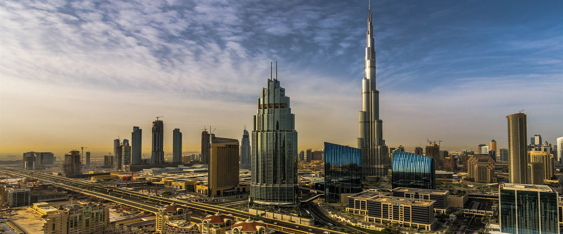 Dubai Premium Trio Package