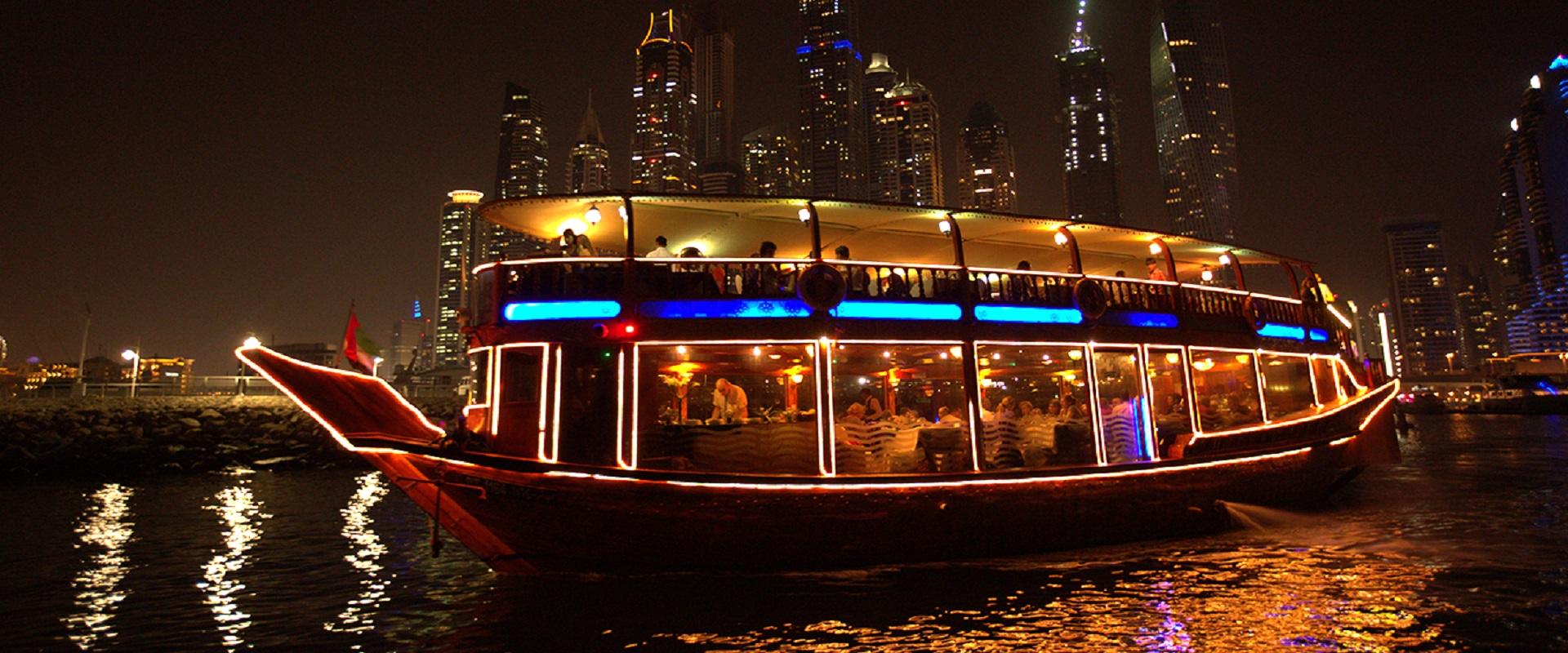 Marina Cruise + Desert Safari