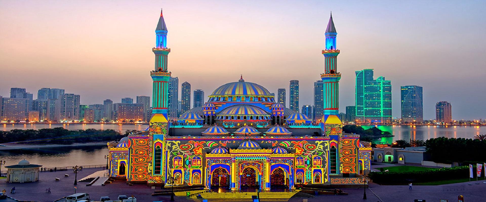 Sharjah Ajman Tour