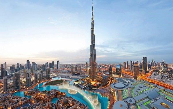 Dubai Parks 01 Day Any 01 Park + Burj Khalifa 124 Floor