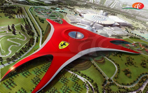 Ferrari World With Meal | Abu Dhabi
