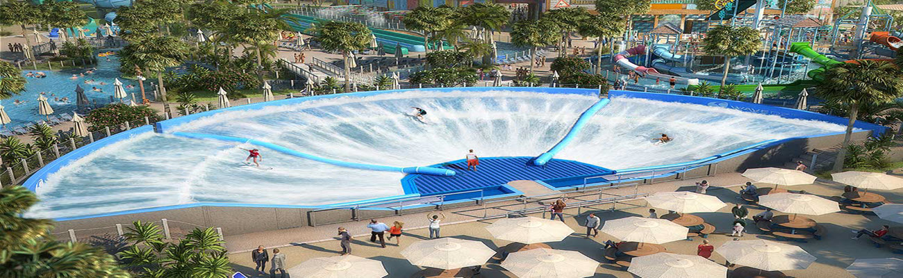 Combo Tickets - Laguna Water Park and Global Village