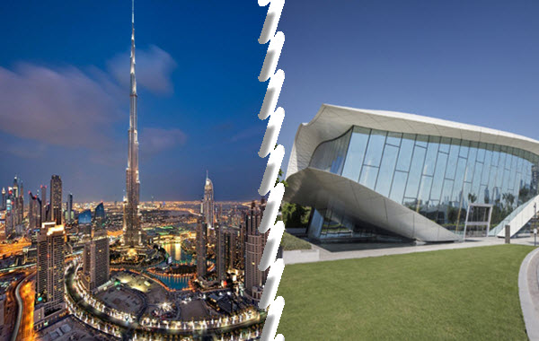 Dubai City Tour + Etihad Museum
