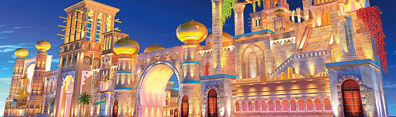 Dubai Aquarium & Underwater Zoo + Global Village
