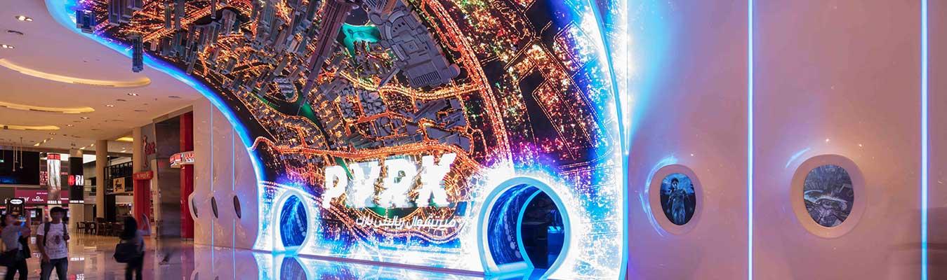 Dubai Aquarium & Underwater Zoo and VR Park