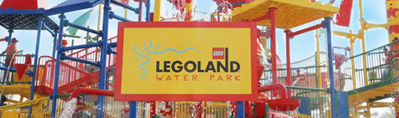 Legoland Water Park and Dubai Aquarium & Underwater Zoo