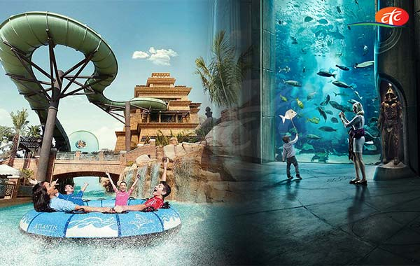 Aquaventure Lost Chambers Atlantis The Palm