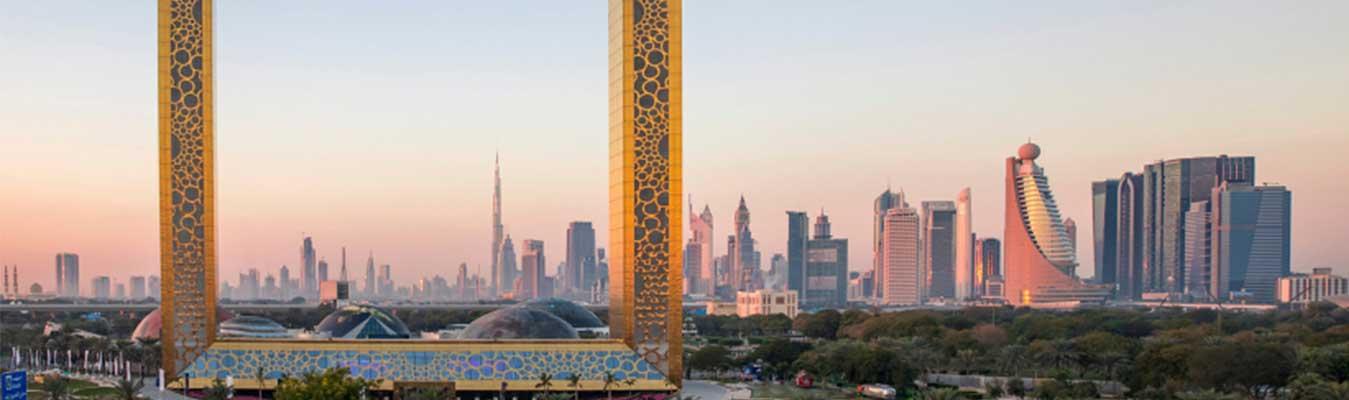 Dubai City Tour and Dubai Frame