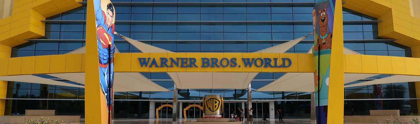 Abu Dhabi City Tour and Warner Bros World