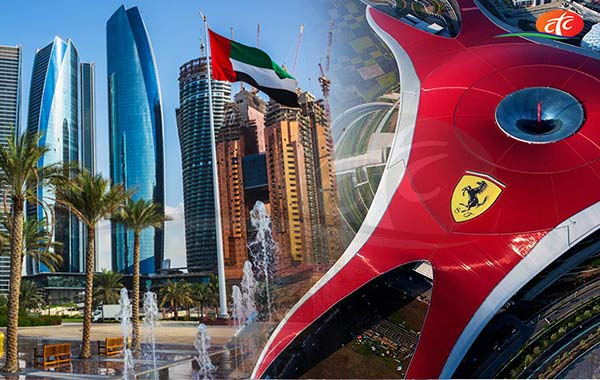Combo Tours - Abu Dhabi and Ferrari World