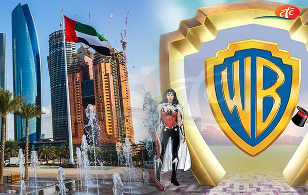 Abu Dhabi City Tour and Warner Bros World