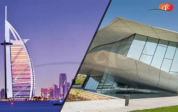 Combo Tours - Dubai City Tour and Etihad Museum