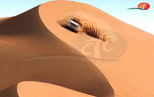Desert Safari - Fixed Location Pickups