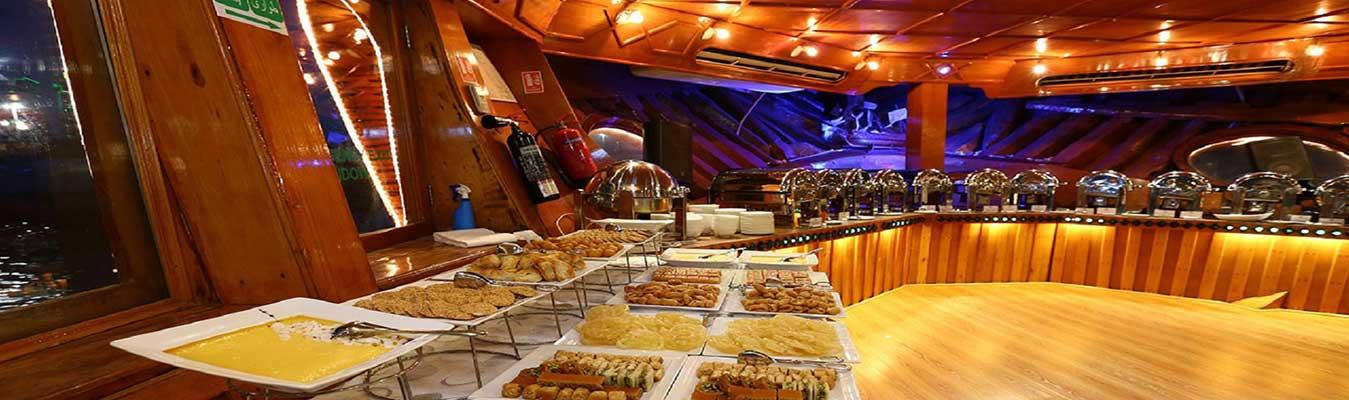 Abu Dhabi Luxury Cruise - Five Star