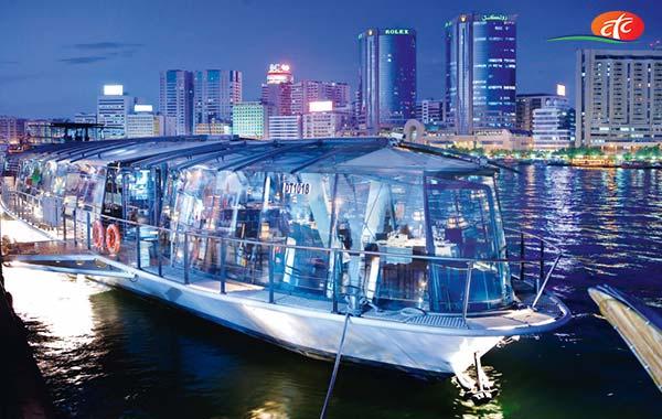 Bateaux Dubai Dinner Cruise