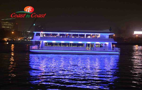 Dubai Canal Glass Cruise
