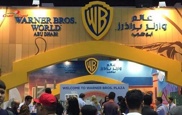 Warner Bros World + Meal | Abu Dhabi