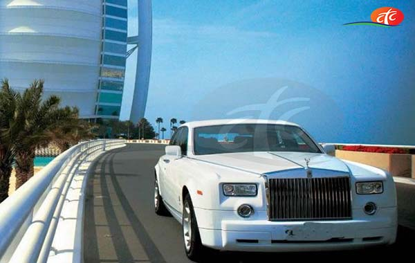 Limousine Dubai City Tour