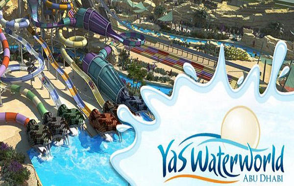 Yas Water World – Abu Dhabi