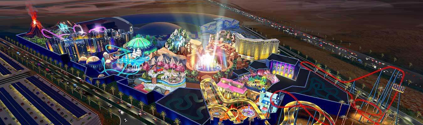 IMG World of Adventure Tickets (IMG -عالم المغامر)