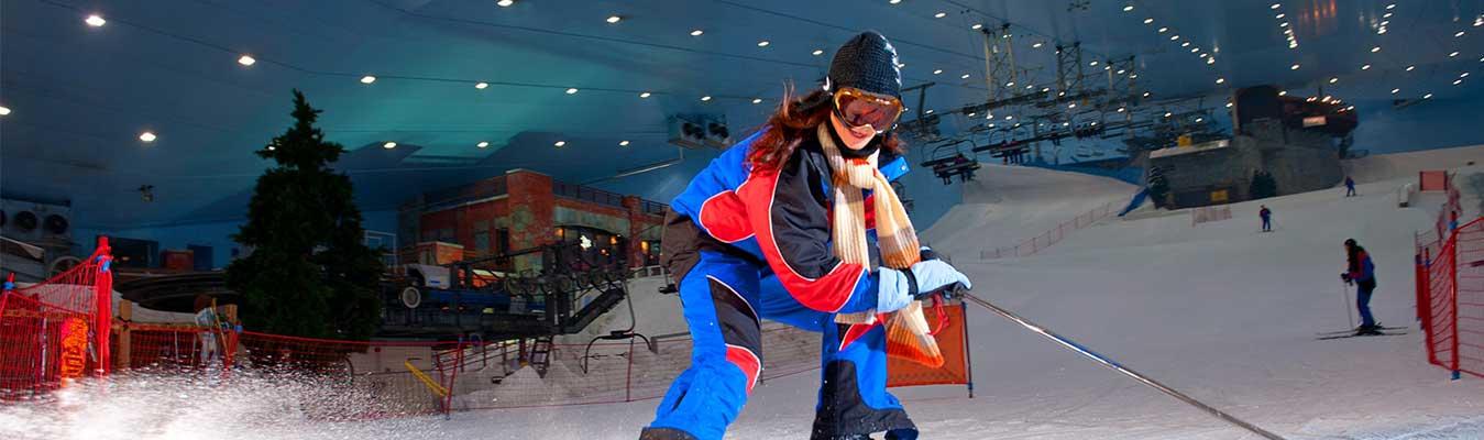Ski Dubai - Snow Classic/Snow Plus