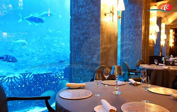 Atlantis – Dinner