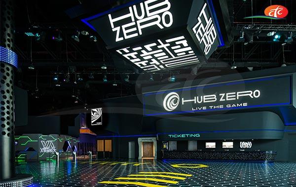 Hub Zero - Play Town Pass