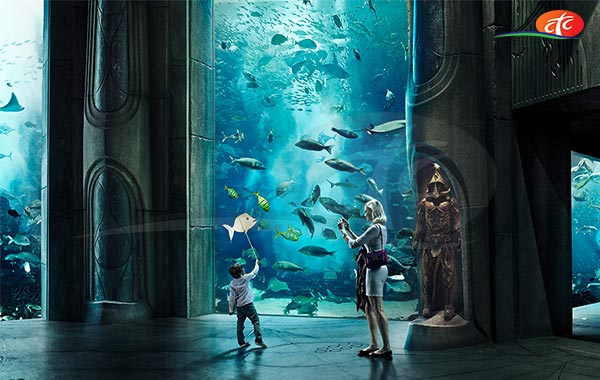 Lost Chambers - Atlantis The Palm