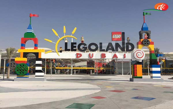 Legoland Theme Park Tickets
