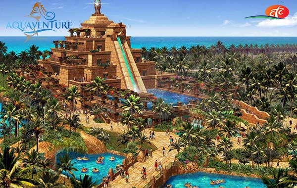 Aquaventure Water Park - Atlantis The Palm