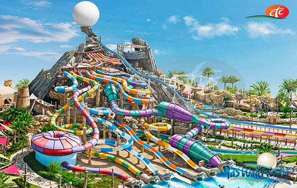 Yas Water World - Abu Dhabi