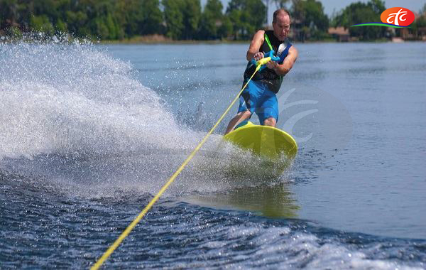Water Skiing - Zup Boarding