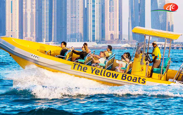 Yellow Boat Ride